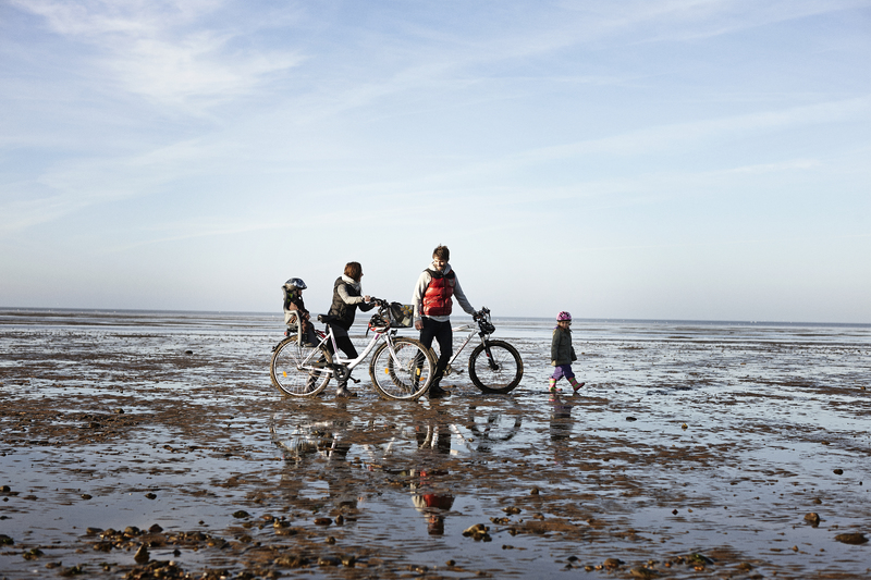 12677_Panorama - Family, the Wadden Sea_Niclas Jessen