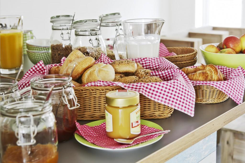 Hoftel_Föhr_Frühstücksbuffet