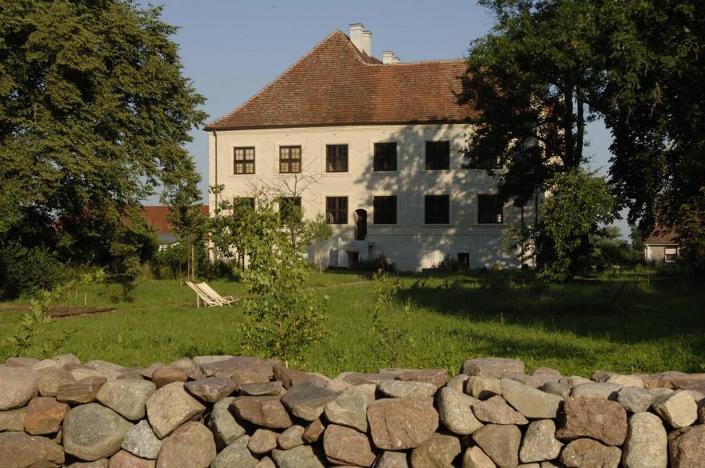 Schloss-Ansicht