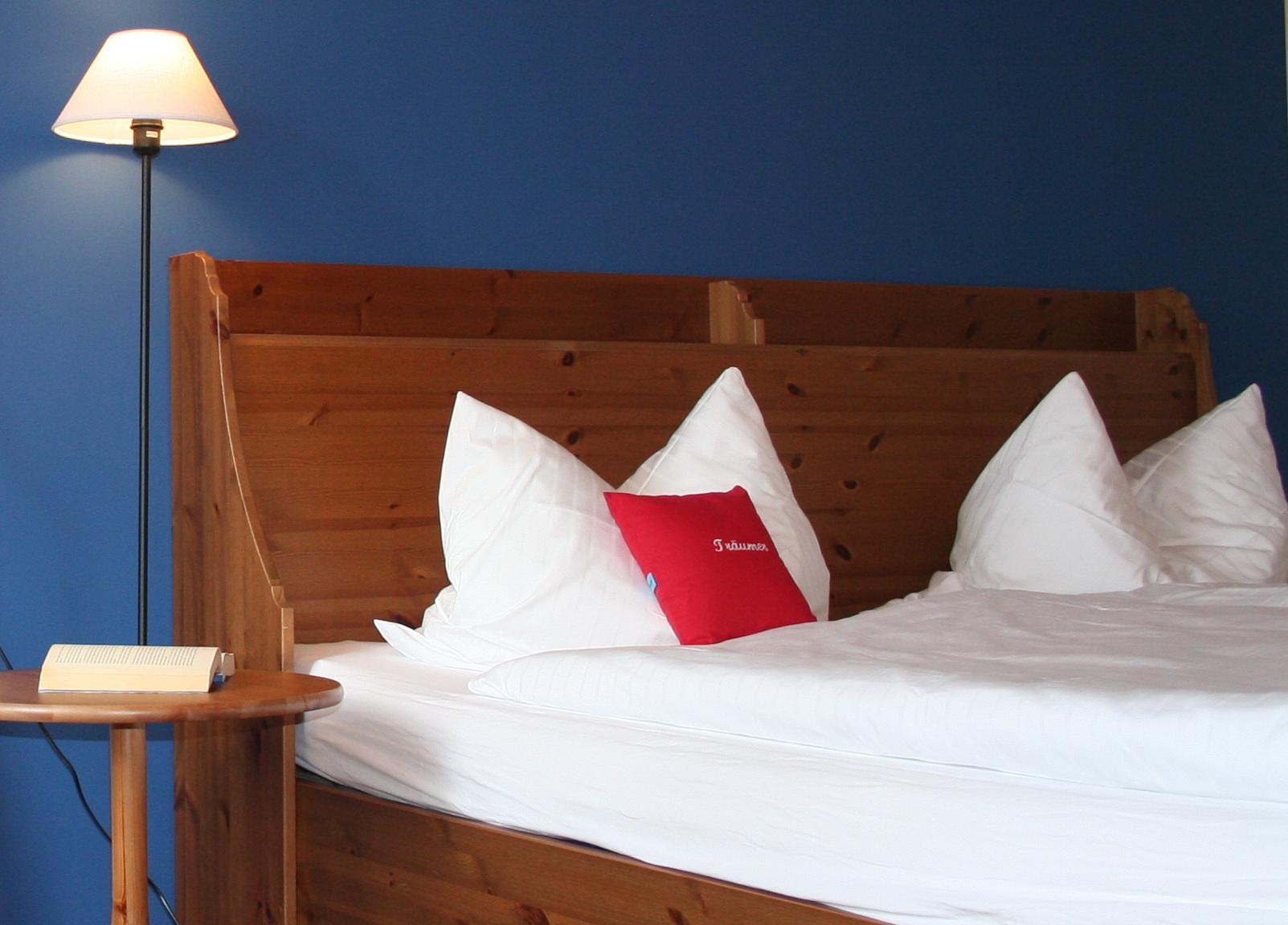 Janbecks - Elternschlafzimmer in der Bauernstube