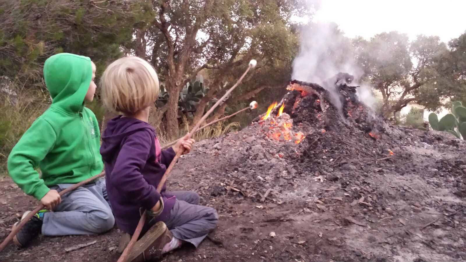 kleine campingfreunde
