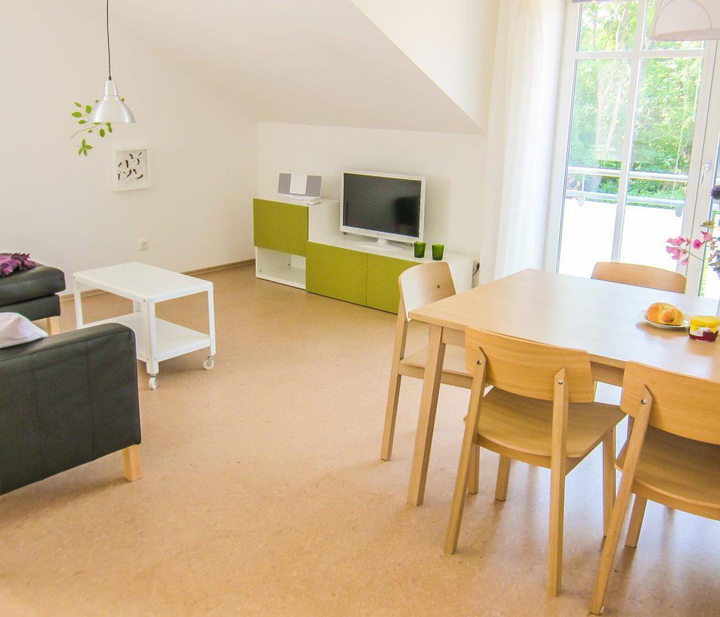 Ferienwohnung Lavendel Wohnzimmer (Copy)